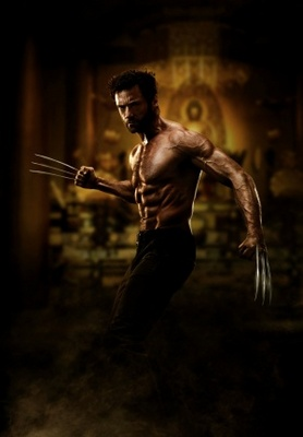 The Wolverine movie poster (2013) poster MOV_aeb9d303