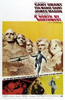 North by Northwest movie poster (1959) picture MOV_12304aad