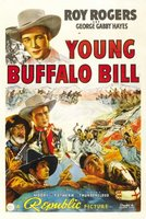 Young Buffalo Bill movie poster (1940) picture MOV_0129beaf