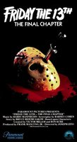 Friday the 13th: The Final Chapter movie poster (1984) picture MOV_0d448609