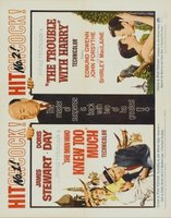 The Man Who Knew Too Much movie poster (1956) picture MOV_aecf49a0