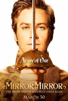 Mirror Mirror movie poster (2012) picture MOV_aed3d925