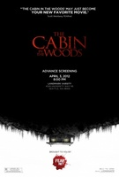 The Cabin in the Woods movie poster (2012) picture MOV_aed7f0dd