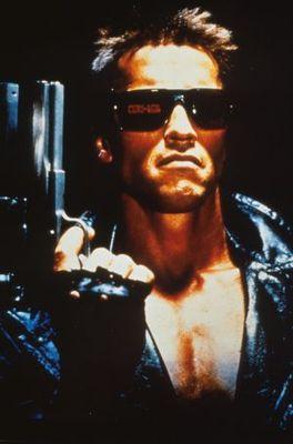 The Terminator movie poster (1984) poster MOV_aedf10da