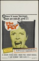 The Fly movie poster (1958) picture MOV_aee0d58b
