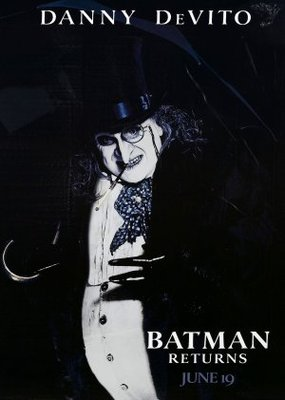 Batman Returns movie poster (1992) poster MOV_aee7a126