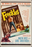 Freckles movie poster (1960) picture MOV_aef91b8d