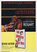 The Harder They Fall movie poster (1956) picture MOV_aefa063f
