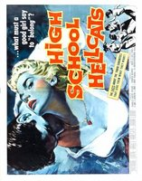 High School Hellcats movie poster (1958) picture MOV_aefcf538