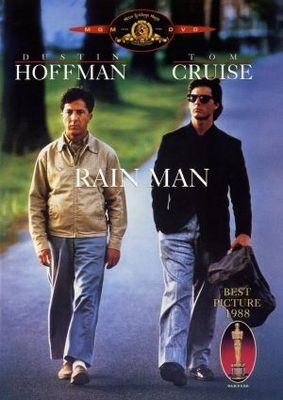 Rain Man movie poster (1988) poster MOV_af008029