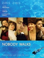 Nobody Walks movie poster (2012) picture MOV_af0217cf