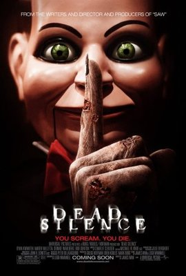 Dead Silence movie poster (2007) poster MOV_af047f4c
