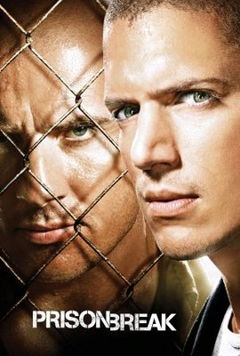 Prison Break movie poster (2005) poster MOV_af0663bb