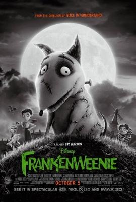 Frankenweenie movie poster (2012) poster MOV_af07c2d2