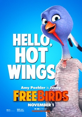 Free Birds movie poster (2013) poster MOV_af0abef2