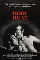 Body Heat movie poster (1981) picture MOV_af0c2cac