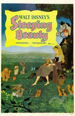Sleeping Beauty movie poster (1959) poster MOV_af0d5386