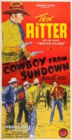 The Cowboy from Sundown movie poster (1940) picture MOV_af1202c4