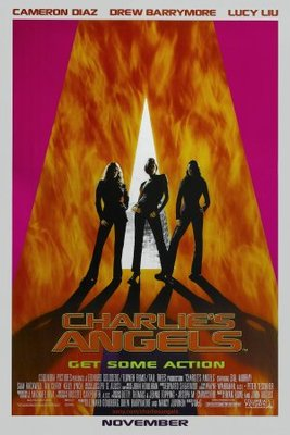 Charlie's Angels movie poster (2000) poster MOV_af12b243