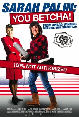 Sarah Palin: You Betcha! movie poster (2011) poster MOV_af149a94