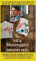 To Kill a Mockingbird movie poster (1962) picture MOV_af1998b9