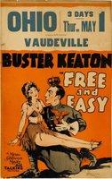 Free and Easy movie poster (1930) picture MOV_e925a5ff