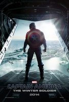 Captain America: The Winter Soldier movie poster (2014) picture MOV_af1c2669
