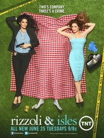 Rizzoli & Isles movie poster (2010) picture MOV_af1eb026