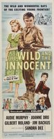 The Wild and the Innocent movie poster (1959) picture MOV_af23c974