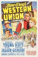 Western Union movie poster (1941) picture MOV_af25d26e