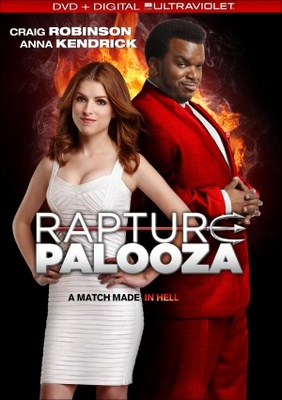 Rapture-Palooza movie poster (2013) poster MOV_af265420
