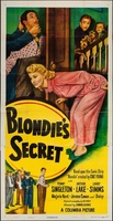 Blondie's Secret movie poster (1948) picture MOV_af29694f