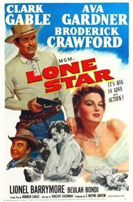 Lone Star movie poster (1952) poster MOV_af3315f8