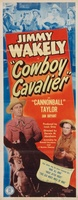 Cowboy Cavalier movie poster (1948) picture MOV_af38f5fa