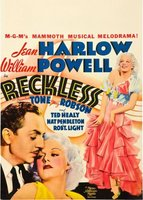 Reckless movie poster (1935) picture MOV_af3a6f79