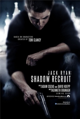 Jack Ryan: Shadow Recruit movie poster (2014) poster MOV_af3ab12a