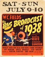 The Big Broadcast of 1938 movie poster (1938) picture MOV_af3e198e