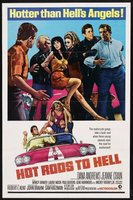 Hot Rods to Hell movie poster (1967) picture MOV_af4d2b32