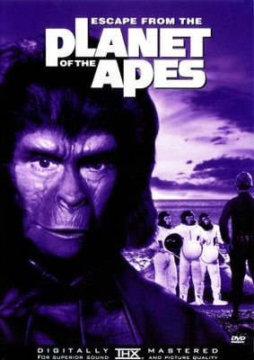 Escape from the Planet of the Apes movie poster (1971) poster MOV_af4d50f4