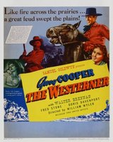 The Westerner movie poster (1940) picture MOV_af521d11