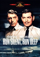 Run Silent Run Deep movie poster (1958) picture MOV_af56cce0
