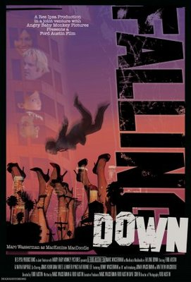 Falling Down movie poster (2010) poster MOV_af59d034
