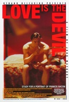 Love Is the Devil: Study for a Portrait of Francis Bacon movie poster (1998) picture MOV_af59d9b7