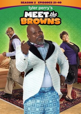 Meet the Browns movie poster (2009) poster MOV_af5a3880