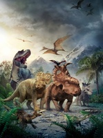 Walking with Dinosaurs 3D movie poster (2013) picture MOV_af5b9bce