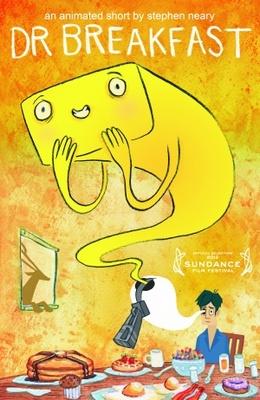 Dr Breakfast movie poster (2012) poster MOV_af617aed