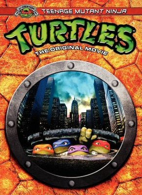 Teenage Mutant Ninja Turtles movie poster (1990) poster MOV_af64dc34