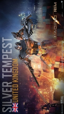 Pacific Rim movie poster (2013) poster MOV_af693752