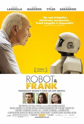 Robot and Frank movie poster (2012) poster MOV_af6ae4bc