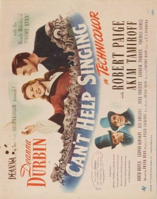 Can't Help Singing movie poster (1944) poster MOV_af6bdaf6